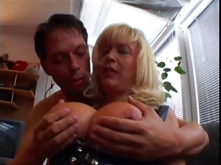 large titted layza german milf acquire cazzo