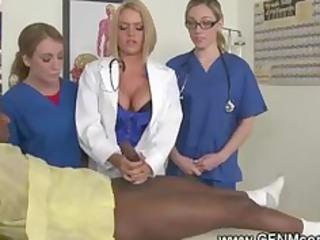 nasty doctors lesson for fresh sluts