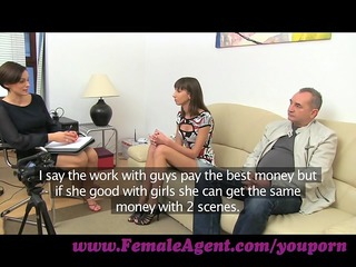 FemaleAgent. Pleasure is my business