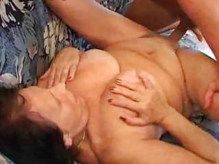 granny sure likes her sex