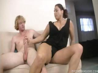 Tiffanys mom gets caught sucking her daughters