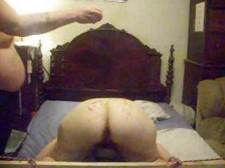 naughty amateur wife lets her hubby light up her