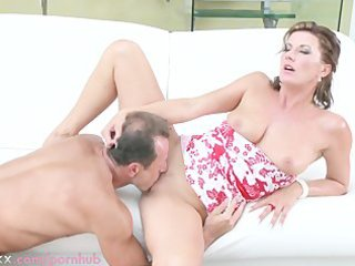 mom hd hot older lady bonks deeply with excitement