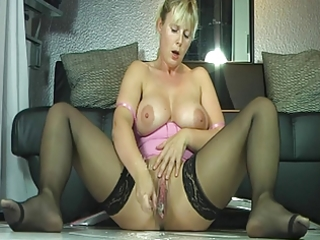 busty mother i in nylons soaked squirt orgasm