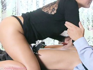 mom hd brunette d like to fuck gets screwed