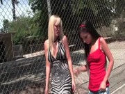 mommy&#6211_s hot bumpers licked by legal age
