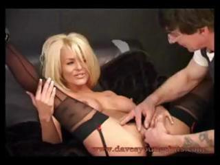 busty blonde brit d like to fuck tia layne rides
