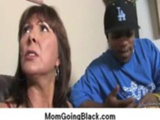 my mom go darksome hardcore interracial porn