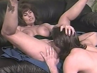 a lascivious older gal bangs her youthful lover
