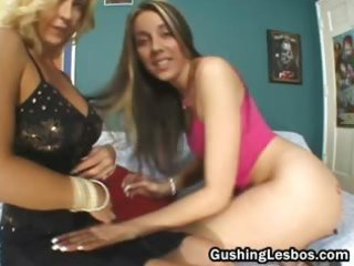 older with legal age teenager lesbian double fuck