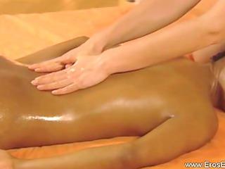 massage is superlatively good for love