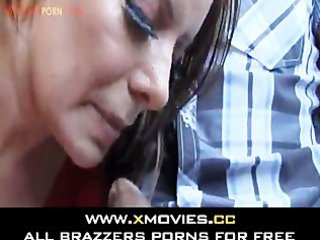 hot latin mother i engulfing in a car -