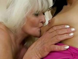 grannies love nubiles