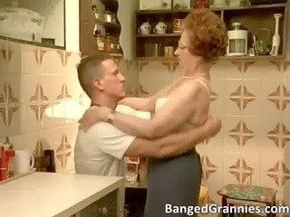 hawt redhead milf gets willing for some