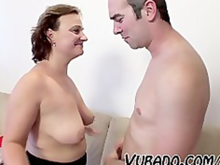 dilettante sex by older couple