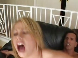 tattooed blonde mother i with large boobs sucks