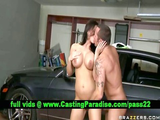 mackenzee pierce breasty brunette fucking and