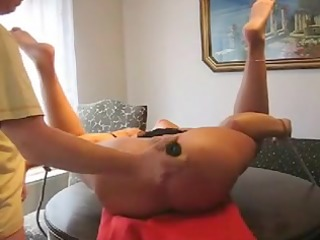 bound up older wife fisted hard