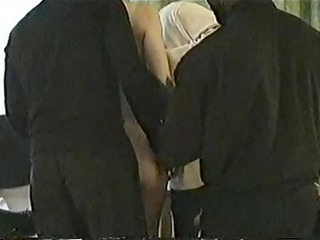 french juvenile wife with 5 blacks (part 3/9)