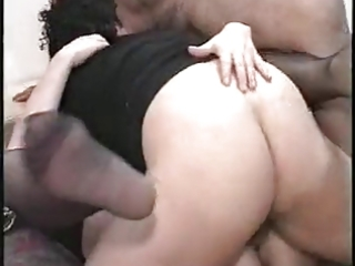 mature pair with younger man