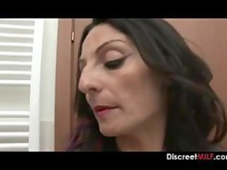 breasty italian mother and sons ally e467