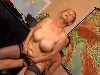 aged teacher fucked by student