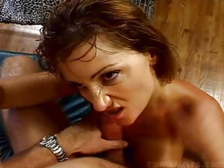 aged redhead alexis fire acquires screwed by