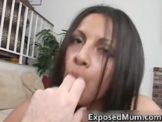 lalin girl mommy tit bonks and pounded hard part8