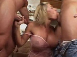 breasty d like to fuck double blowjob deepthroat