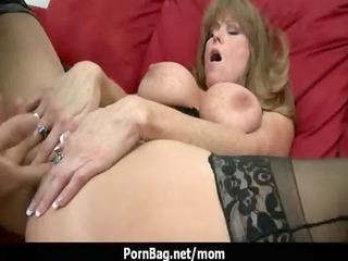 big boob mom receives a real cock 7