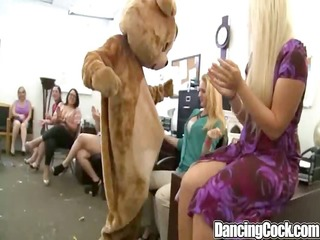 Dancingcock Black Bear Cumshot Party.p5