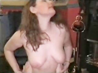 wife bent over and fucked