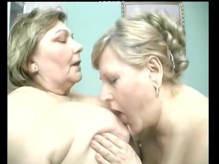 Super Massive Lesbian Grannies - Julia Reaves