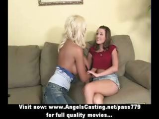 blond lesbian mother i and juvenile sweetheart