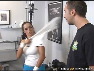 francesca le workout fucking