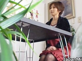 Asian milf has massage and fucking part2