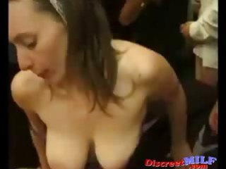 businessmen group banging wicked milf