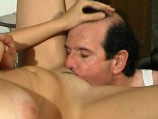 breasty youthful italian done by grandpapa