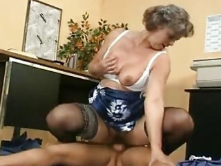 mature shows her zeppelins and hairy cunt