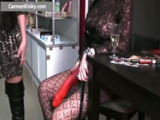 kinky mother i fucking dude with belt part7