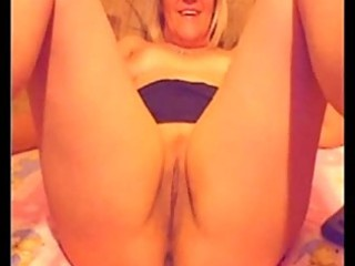 non-professional mature 59yr old blond on web web