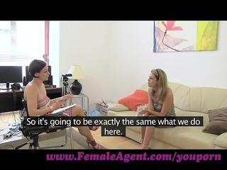 femaleagent. labia lover