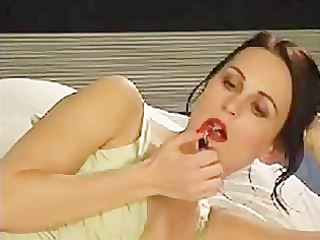 smoking fetish with nylons