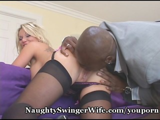 breasty wife acquires her ass eaten out