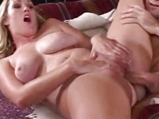 breasty blond d like to fuck with pale body gets