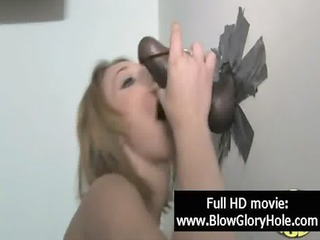 gloryhole - hot breasty women love engulfing