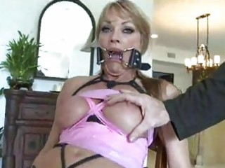 Busty blonde mom phoenix marie h...