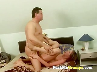 old dude has juvenile girlfriend