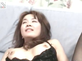 Asian sex from Tokyo in a apartment room
