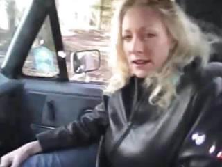 milf hitchs a ride and driver acquires greater